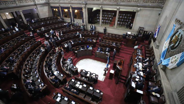 Sesión del Congreso del 6 de abril de 2021. (Foto: Congreso)