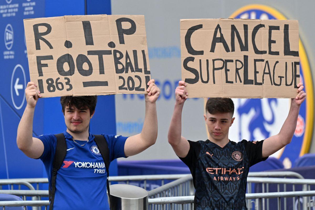 El proyecto de la Superliga: un mes que dejó herido al futbol europeo