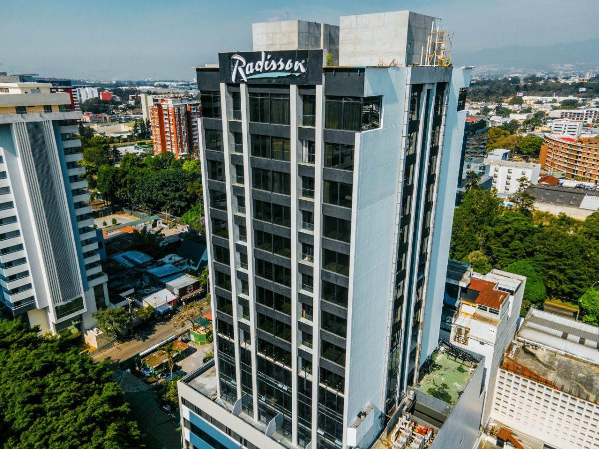 Radisson Hotel & Suites Guatemala obtiene la certificación SGS en desinfección y limpieza