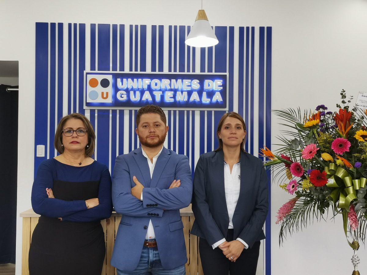 Uniformes de Guatemala abrió su cuarta tienda en la zona 15