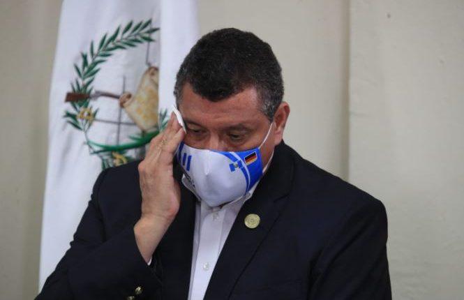Vicepresidente Guillermo Castillo. (Foto Prensa Libre: Hemeroteca PL)