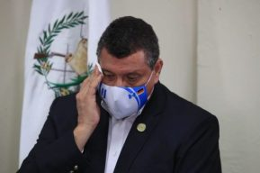Vicepresidente Guillermo Castillo explica por qué votó en contra del estado de Prevención
