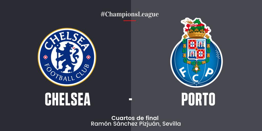 En Directo: Chelsea vs Porto
