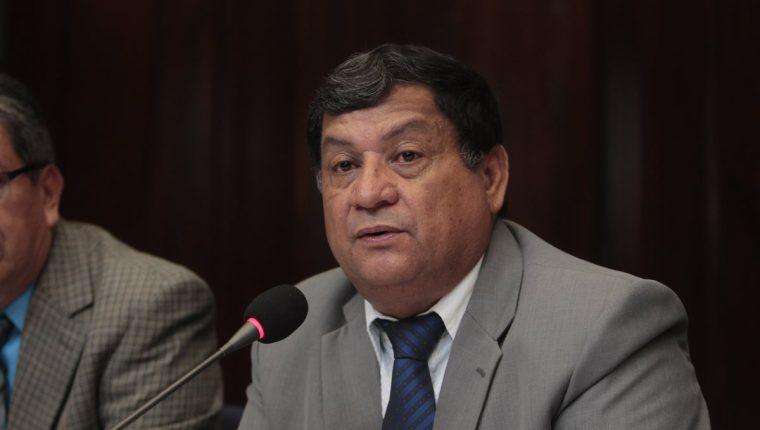Fallece Baudilio Hichos, exdiputado de Chiquimula por varios periodos legislativos