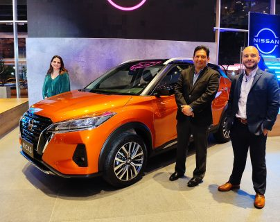 Nissan sigue innovando con la nueva Nissan Kicks. Foto Prensa Libre: Norvin Mendoza