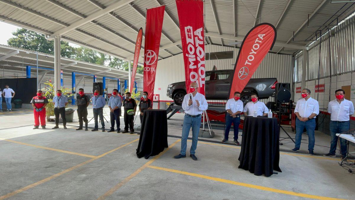 Cofiño Stahl inaugura su nuevo centro de servicio en Suchitepéquez