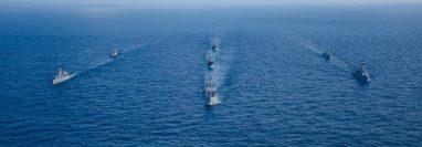 Indonesia cuenta en la actualidad con una flota de cinco submarinos dos de fabricación alemana, incluido el desaparecido, que fue adquirido en 1981, y tres fabricados en Corea del Sur. (Foto Prensa Libre: Marina de Indonesia)