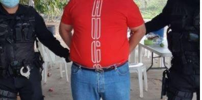 Capturan con fines de extradición por narcotráfico a pariente del fallecido alcalde Erik Súñiga