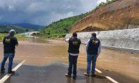 El Libramiento de Chimaltenango ha presentado varias deficiencias desde su inauguración en 2019. (Foto Prensa Libre: Hemeroteca PL)