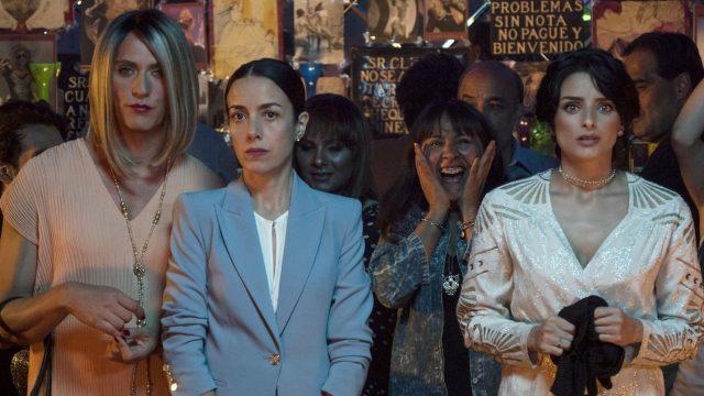 """Debido al éxito de la serie """"La Casa de las Flores"""" Netflix anunció su película. (Foto Prensa Libre: Cortesía Netflix / Forbes)."""