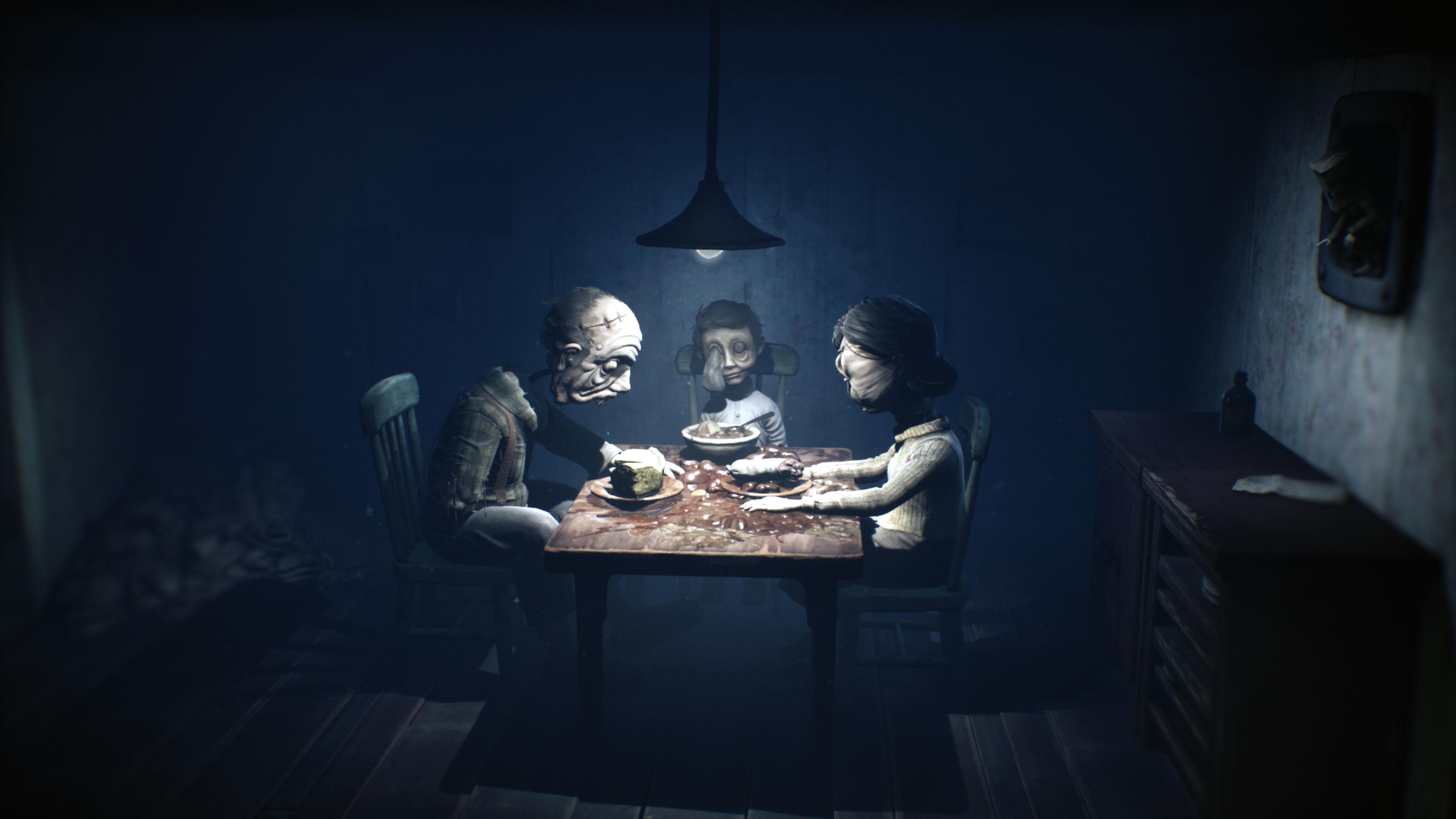 """""""Little Nightmares 2"""": regreso a un mundo de pesadilla"""