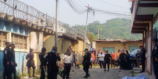 Matan a secretario municipal de Malacatán que hace unas semanas fue retenido por un grupo de pobladores
