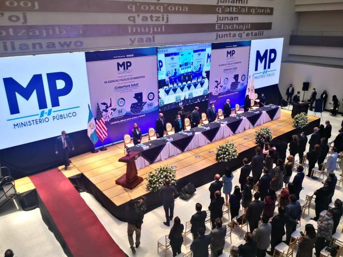 Usaid apoyó ampliación de cobertura del MP que ahora alcanza a los 340 municipios