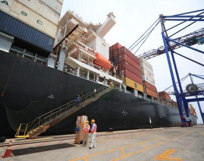 Cuál es la ruta del gigantesco barco de contenedores que pasa por Guatemala y llega a Asia