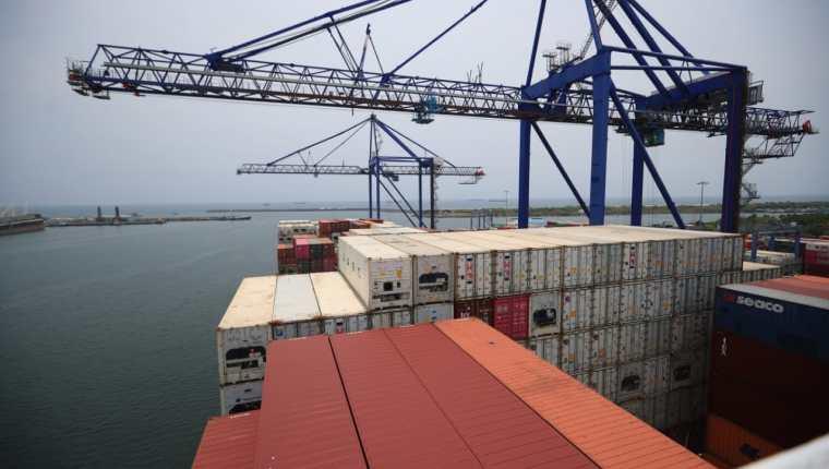 Las exportaciones de Guatemala a julio registraron una tasa de crecimiento de 20%. (Foto Prensa Libre: Hemeroteca)