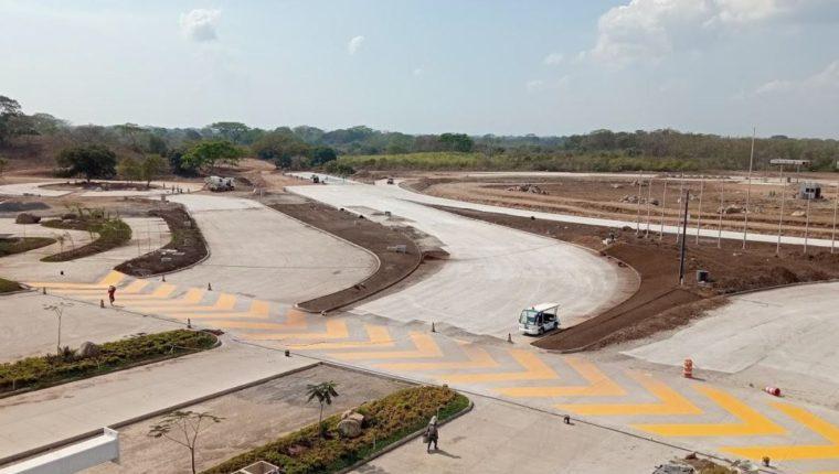 El complejo Michatoya Pacífico se ubica en Escuintla. (Foto, Prensa Libre: Cortesía Calza).