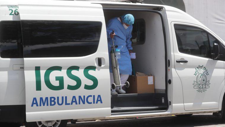 Las reservas técnicas del IGSS asciende a Q41 mil 737 millones al 26 de mayo de 2021. (Foto Prensa Libre: Hemeroteca)