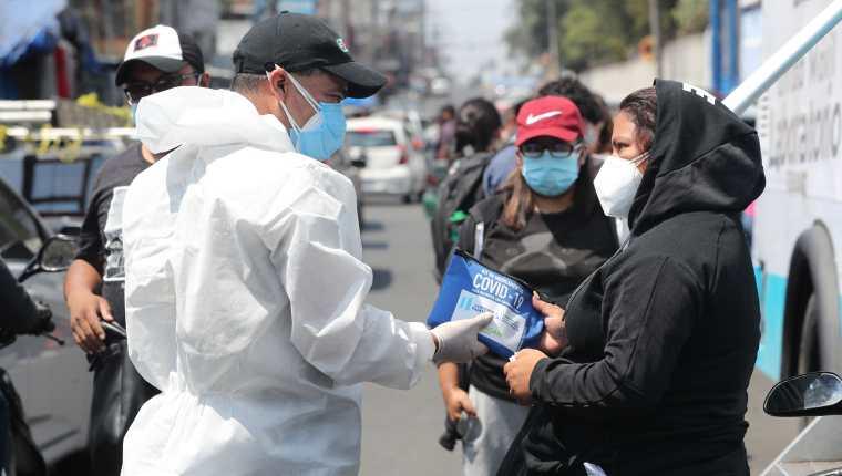 En Guatemala se incluye ivermectina en los kit de tratamiento para el covid, pese a que su uso no está fundamentado en ninguna evidencia científica. (Foto Prensa Libre: Hemeroteca PL)