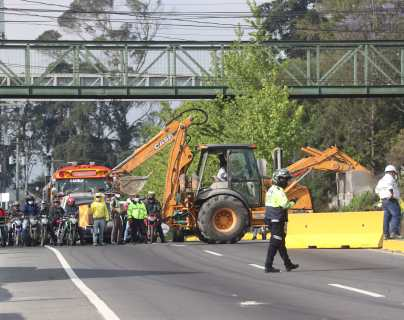 """""""El diseño no sirve"""": Ministro de Comunicaciones afirma que rescindirán contrato de construcción del paso a desnivel de San Lucas"""