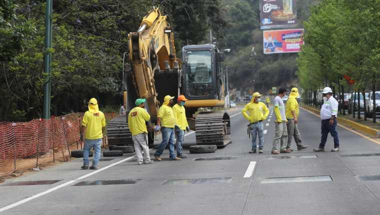 La discusión de una nueva ley de Contrataciones del Estado impulsarán las autoridades. (Foto Prensa Libre: Hemeroteca)