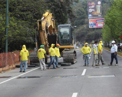 Paso a desnivel San Lucas: Comunicaciones abrirá nuevamente la Interamericana y construirá carriles auxiliares