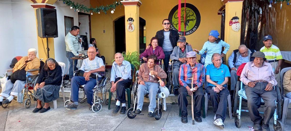 Un hogar para adultos mayores lleno de empatía y dignidad en Ciudad Vieja