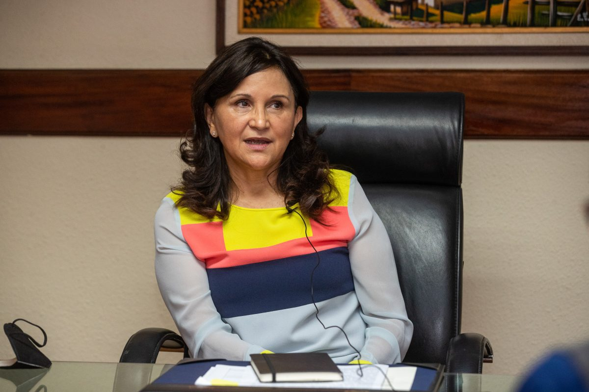 Gloria Porras: Sala revoca un amparo provisional que detenía juramentación de magistrada de la CC