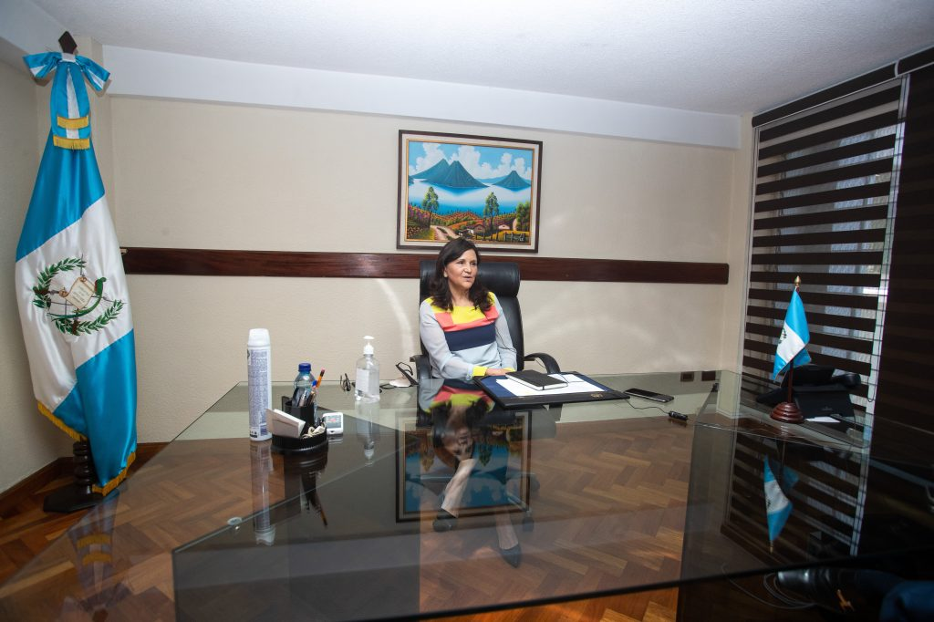Gloria Porras, magistrada electa para la CC 2021-2026. Foto: Juan Diego González