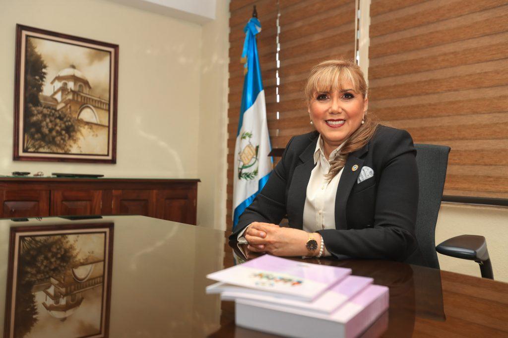 Dina Ochoa. Foto: Juan Diego González