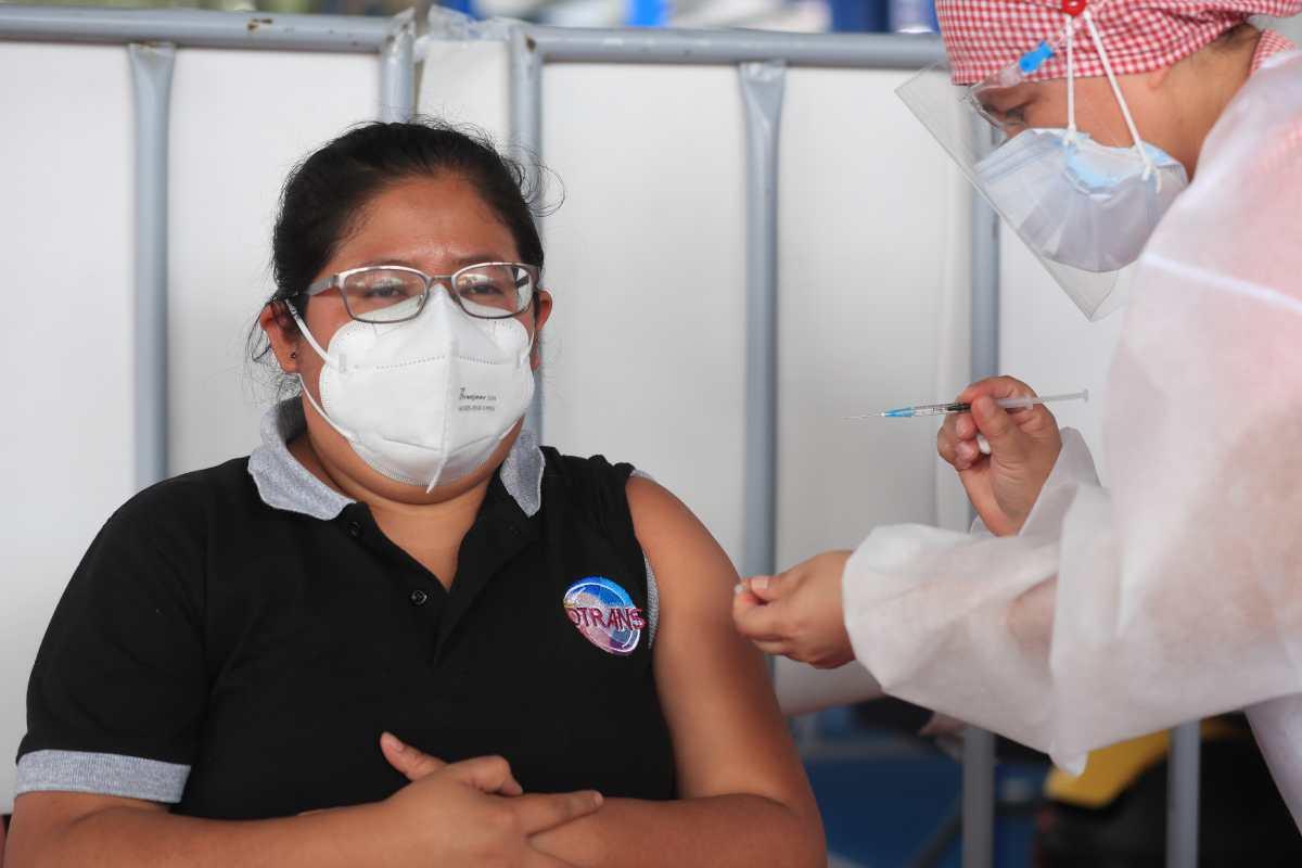 Por qué es importante que AmCham pidiera a EE. UU. ser prioridad en donación de vacunas