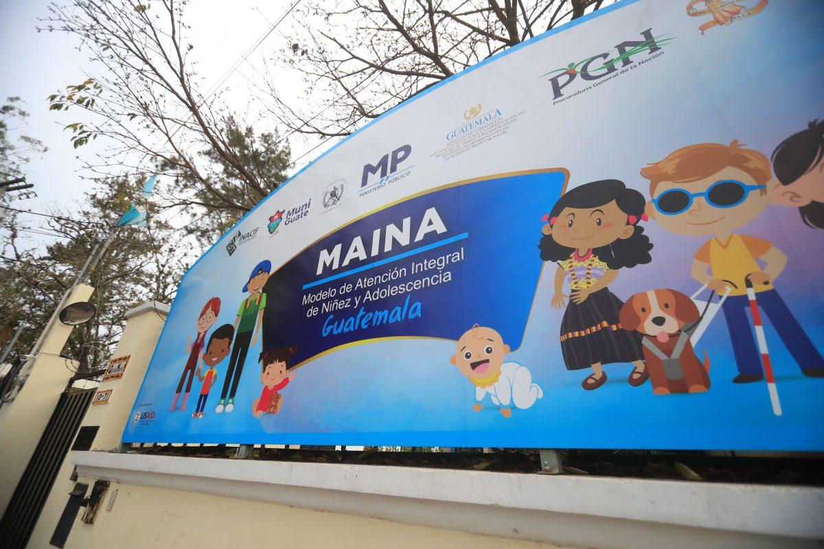 El Maina ha recibido casi 6 mil denuncias de abuso contra niños y adolescentes en dos años de operación