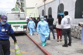 Coronavirus en Guatemala: reportan 1 mil 345 nuevos casos y 24 fallecidos