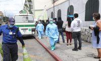 Guatemala mantiene medidas de prevención por el avance del covid-19. (Foto Prensa Libre: Érick Ávila)