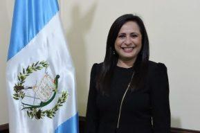 Patricia Letona, secretaria de Comunicación Social de la Presidencia, da positivo a coronavirus