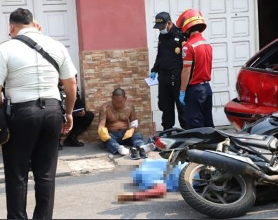 Persecución policial deja un presunto pandillero muerto y otro detenido, señalado de terrorismo en El Salvador