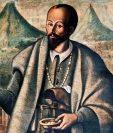 Verdadero retrato del Santo Hermano Pedro