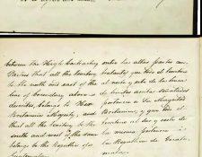 Se firma tratado Wyke-Aycinena sobre Belice en 1859