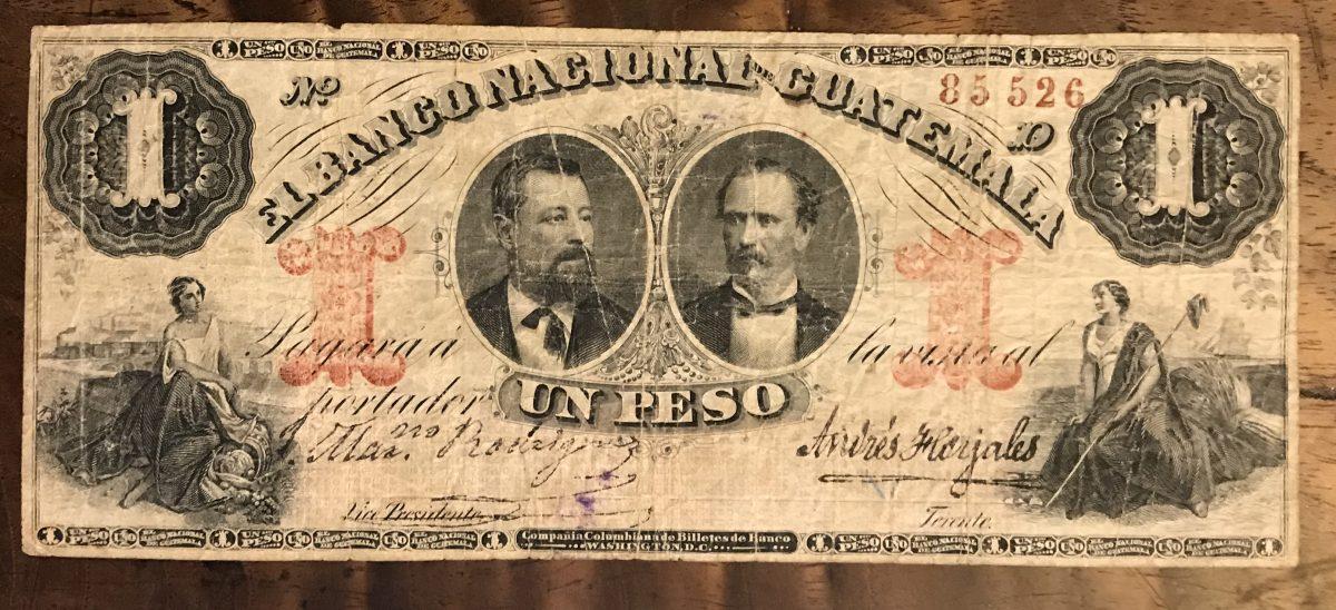 Monedas hablan de los 200 años de vida independiente