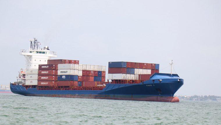Al cierre del 2020, el país exportó a la Eurozona US$976.6 millones, que representaron el 8.4 por ciento del total exportado. (Foto Prensa Libre: Hemeroteca)