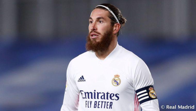 Las lesiones han mantenido fuera de la cancha al capitán del Real Madrid en las últimas semanas. (Foto Prensa Libre: Real Madrid)
