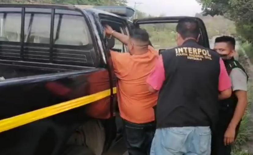 Capturan a un pandillero entre los 100 más buscados de El Salvador