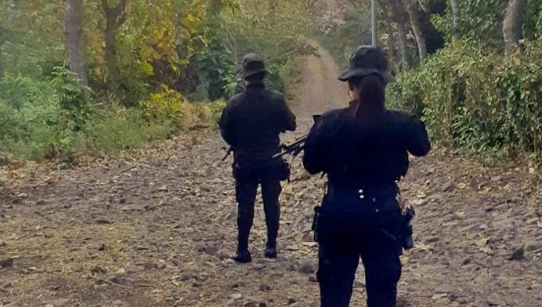 """Autoridades de la Policía Nacional Civil de El Salvador aclararon que un hombre murió por un """"error"""" de agentes, en un incidente ocurrido en 2017. (Foto Prensa Libre: PNC El Salvador)"""