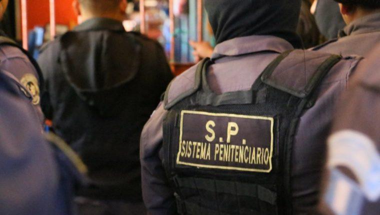 El SP mantiene suspendidas las visitas en las prisiones a su cargo. (Foto Prensa Libre: Hemeroteca PL)
