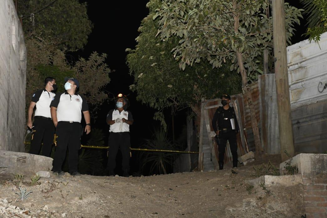 Cuatro mueren baleados en Villa Nueva: se reunieron para ingerir licor y hubo una discusión
