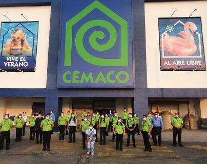 Cemaco recibe certificación por preocuparse por sus colaboradores y las comunidades