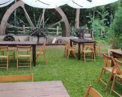 El Refugio del Trapiche, sabores de Tecpán y naturaleza en la ciudad