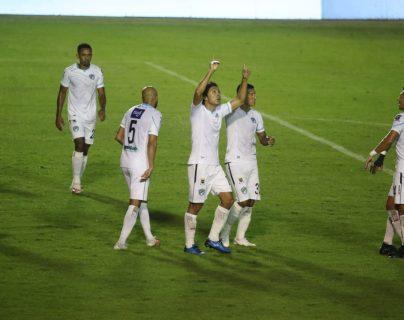 Agustín Herrera guía a Comunicaciones a la victoria contra Malacateco