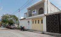 La agencia fiscal de San José del Golfo fue inaugurada junto a 67 sedes fiscales. Foto Prensa Libre: Esbin García.