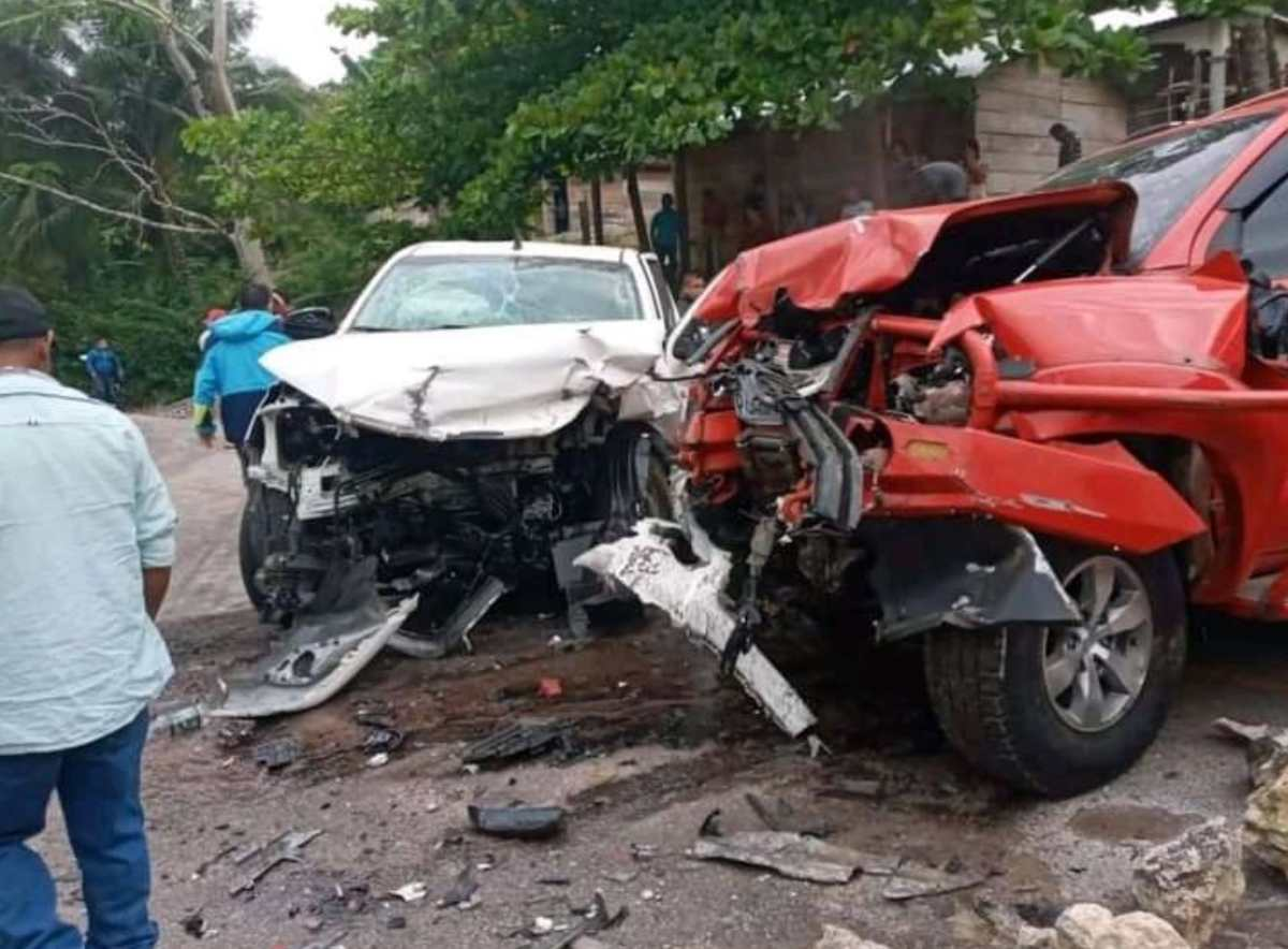 Un muerto y 12 heridos dejan accidentes de tránsito que ocurrieron en distintos puntos de Alta Verapaz