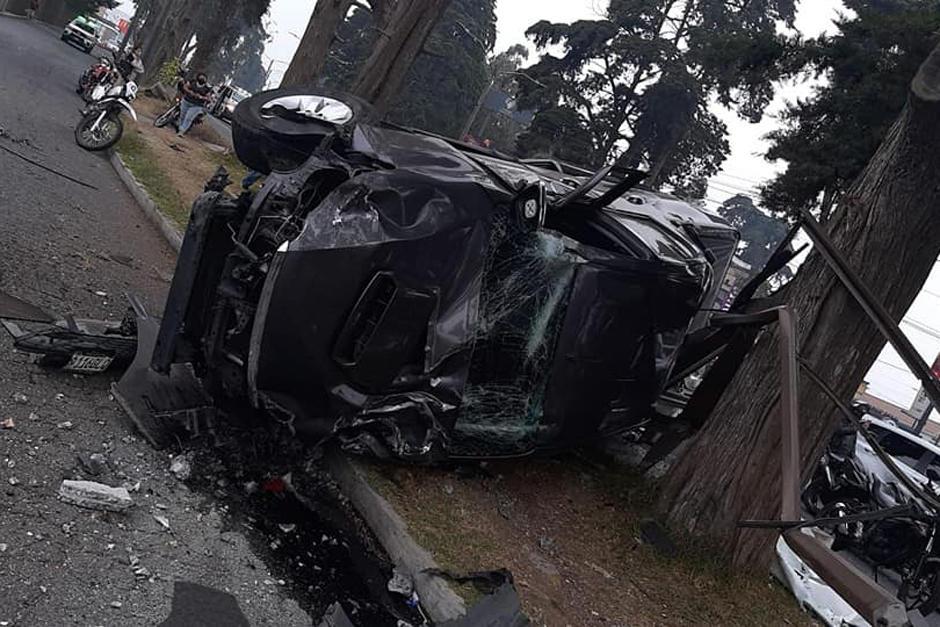 Esta es la condena contra hijo de Roberto Arzú por accidente vial con saldo mortal
